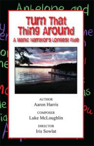 Turn That Thing Around Program Cover
