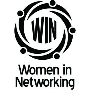 WIN — Women in Networking Logo