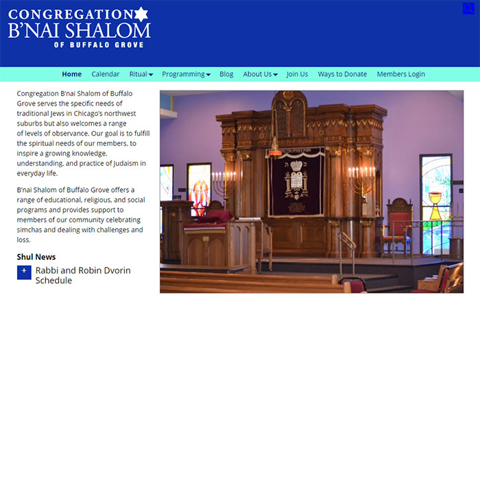 Congregation B'nai Shalom