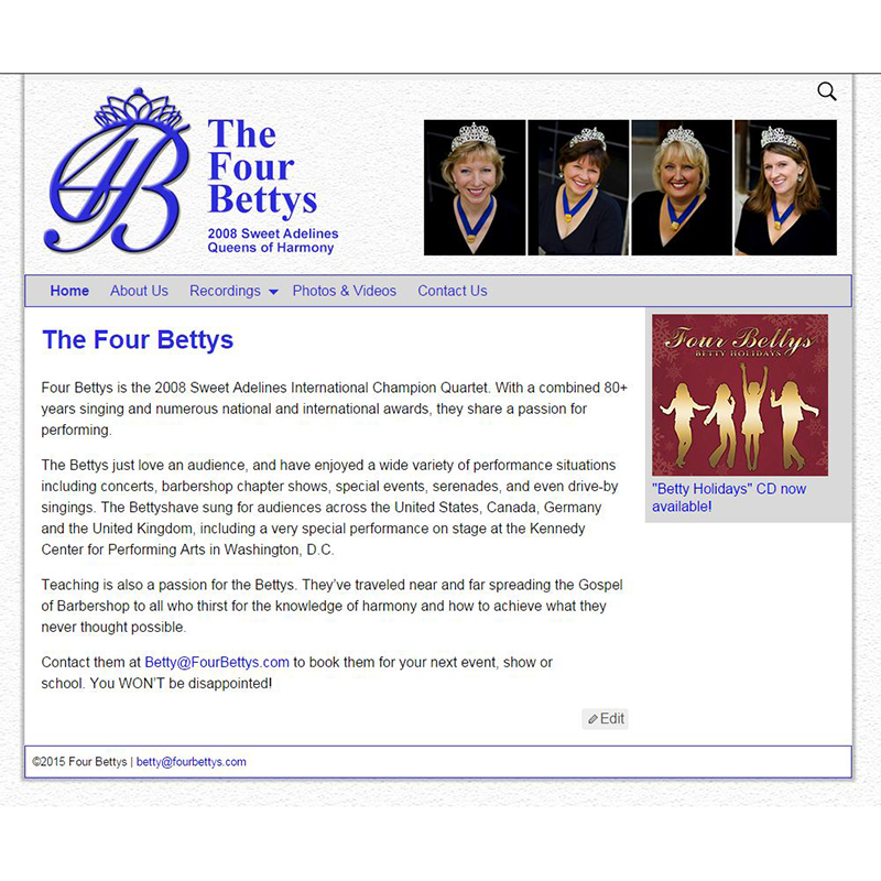 Four Bettys