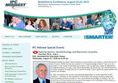 IPC Midwest 2012