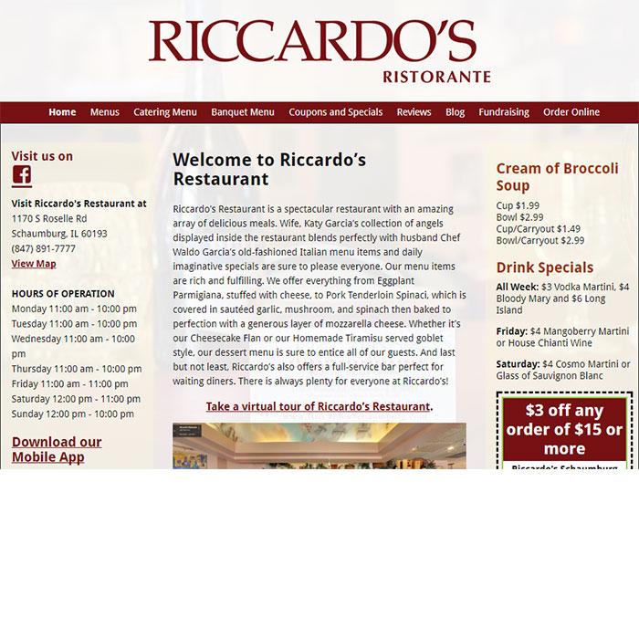 Riccardo's Restaurante